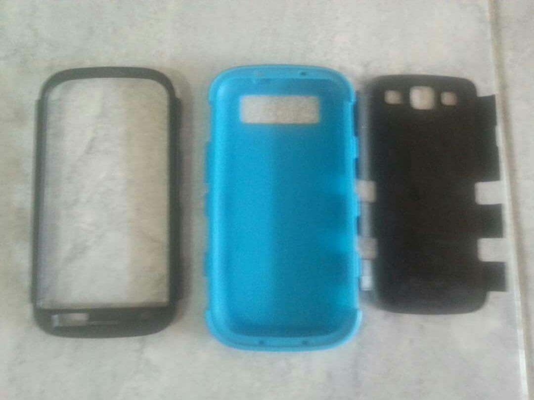 d3c9e62d4e6 Forro Para Samsung S3 Grande - Bs. 3.000,00 en Mercado Libre