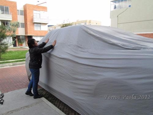 forro pijama carro camioneta platon dc impermeable a medida