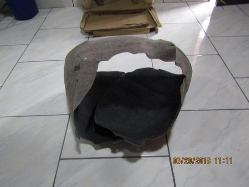 forro plastico guardabarro derecho audi a4 s4 2005-2008