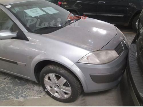 forro porta traseira esquerda renault megane 2010 sedan