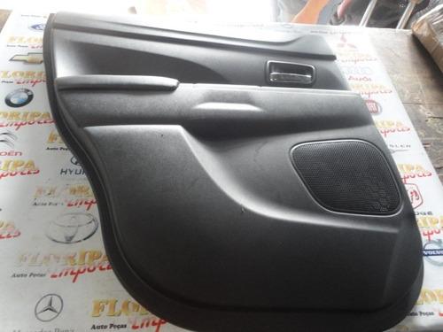 forro porta traseiro esquerdo mitsubishi asx 2010