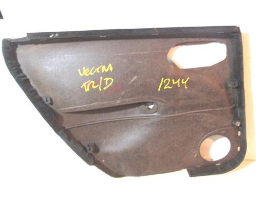 forro porta vectra 97 traseiro direito original - 1244