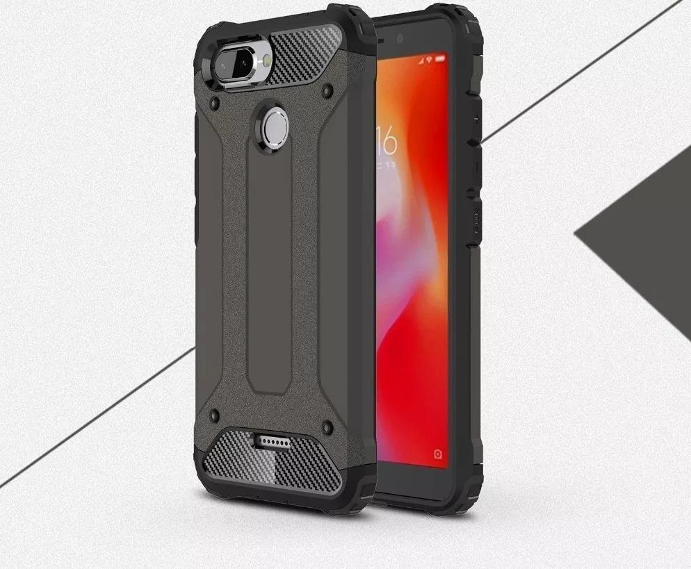 the best attitude 7f4ba 47a95 Forro Protector Antigolpes Spigen Xiaomi Mi A2 Lite