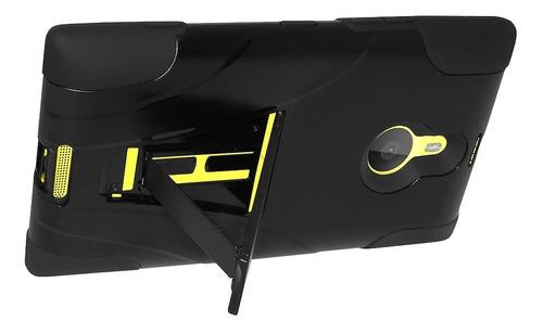 forro protector armadura microsoft nokia lumia 1520 defender