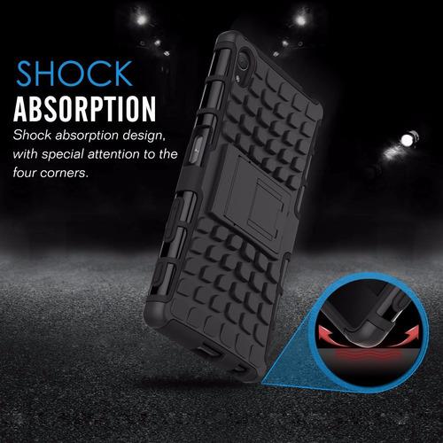 forro protector armadura sony xperia z5 / z5 premium dual