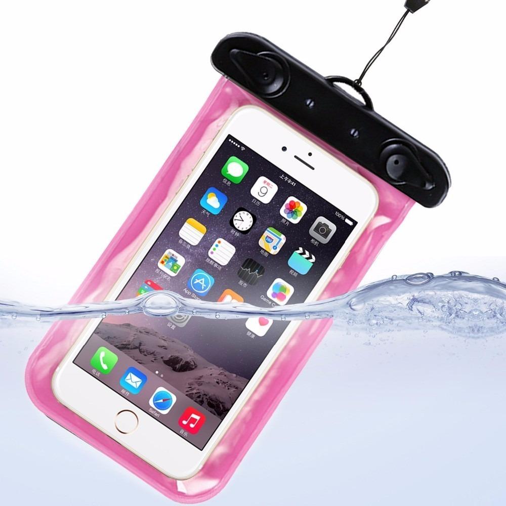 d2ee89dd45c forro protector bolsa para celulares sumergible en agua. Cargando zoom.