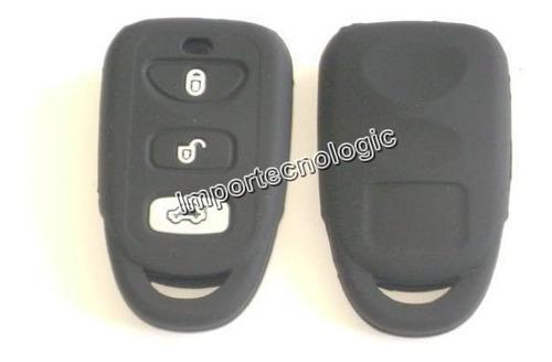 forro protector control llave kia cerato hyundai i25 tucson