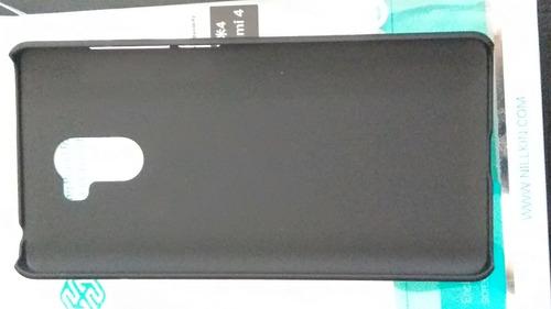 forro + protector de pantalla marca nillkin xiaomi redmi 4