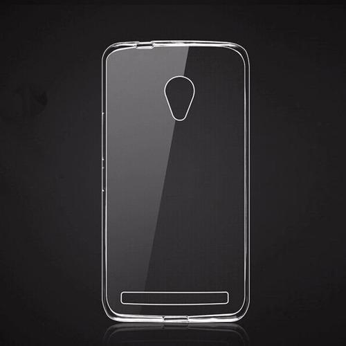 forro protector flexigel case asus zenfone 5 a501 + vidrio