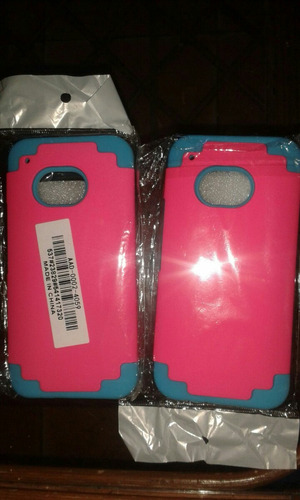forro protector htc one m9 goma colores laminas disponibles
