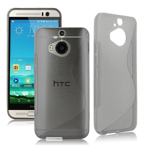 forro protector htc one m9 shockproof anti golpes