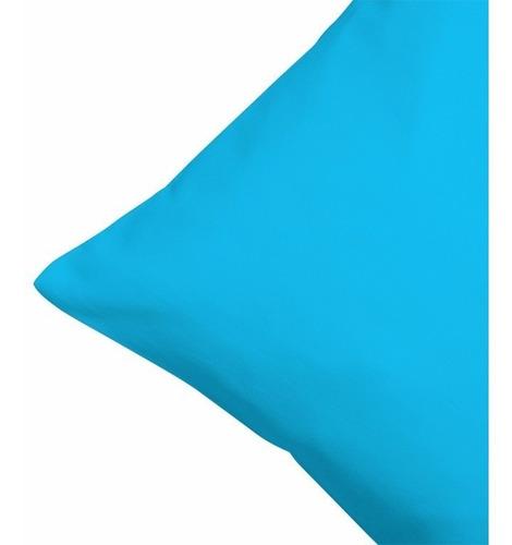 forro protector para almohada impermeable 50x70 varios color