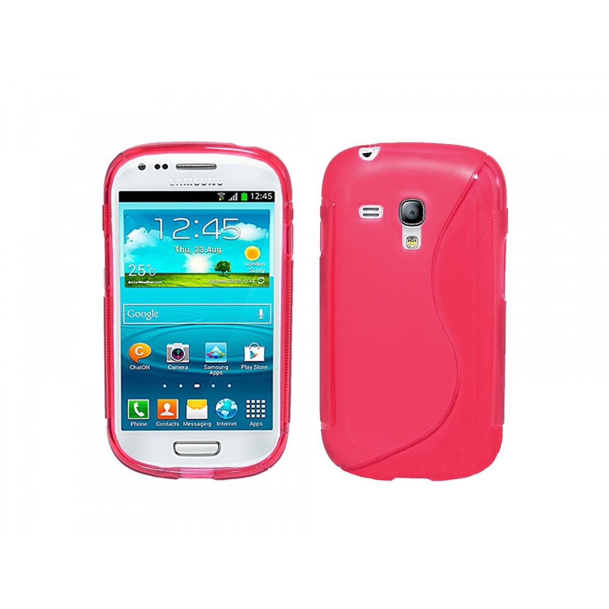 1fbc78f1bd7 Forro Protector Para Samsung Galaxy S3 Mini I8190 - Bs. 0,19 en Mercado  Libre