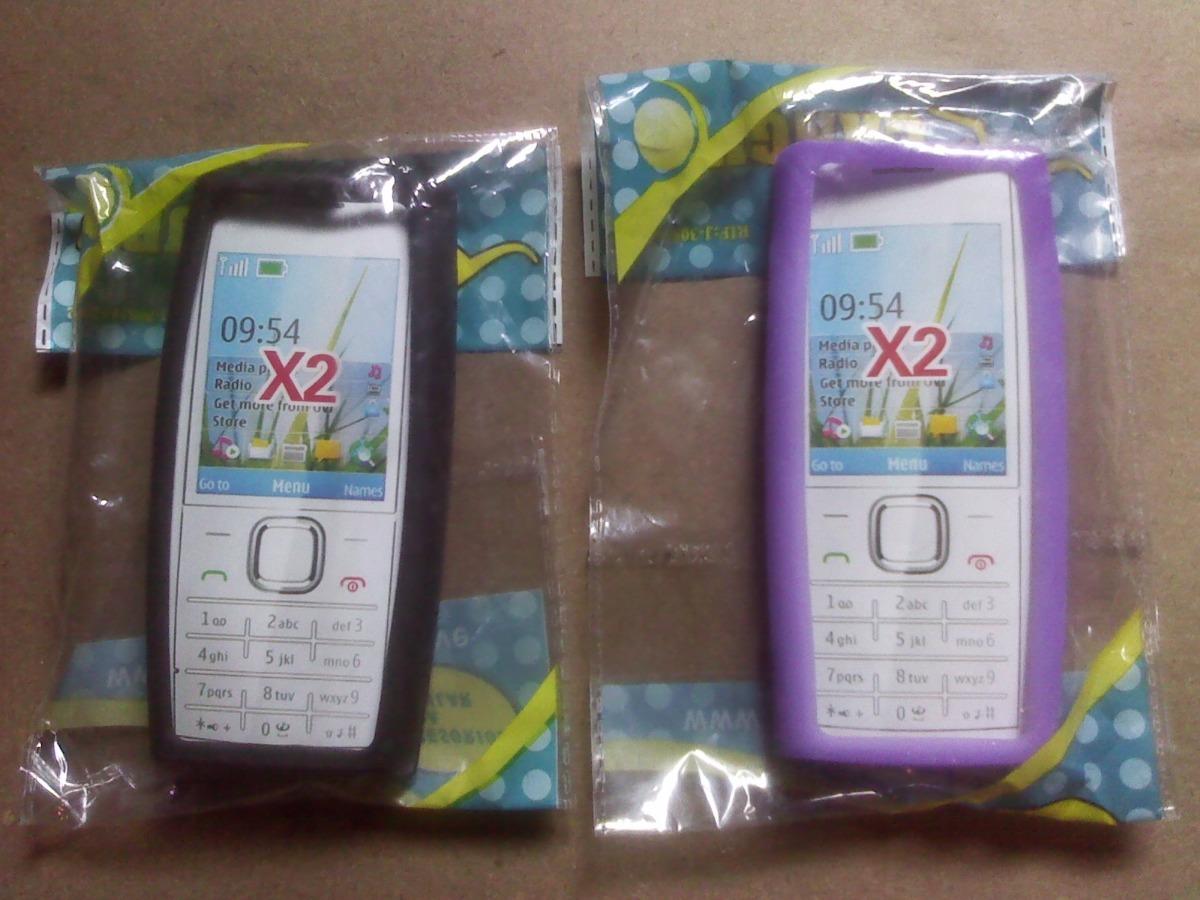 Forro Protector Para Telfono Nokia X2 00 Bs 28000 En Mercado Libre Cargando Zoom