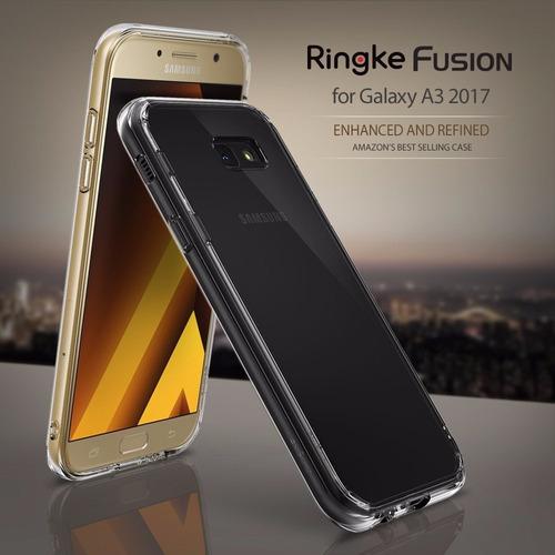 forro protector ringke fusion samsung galaxy a7 2017 a720