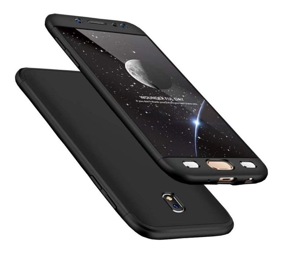 52804ea3d3b forro samsung galaxy j7 pro j730 incluye vidrio estuche 360. Cargando zoom.