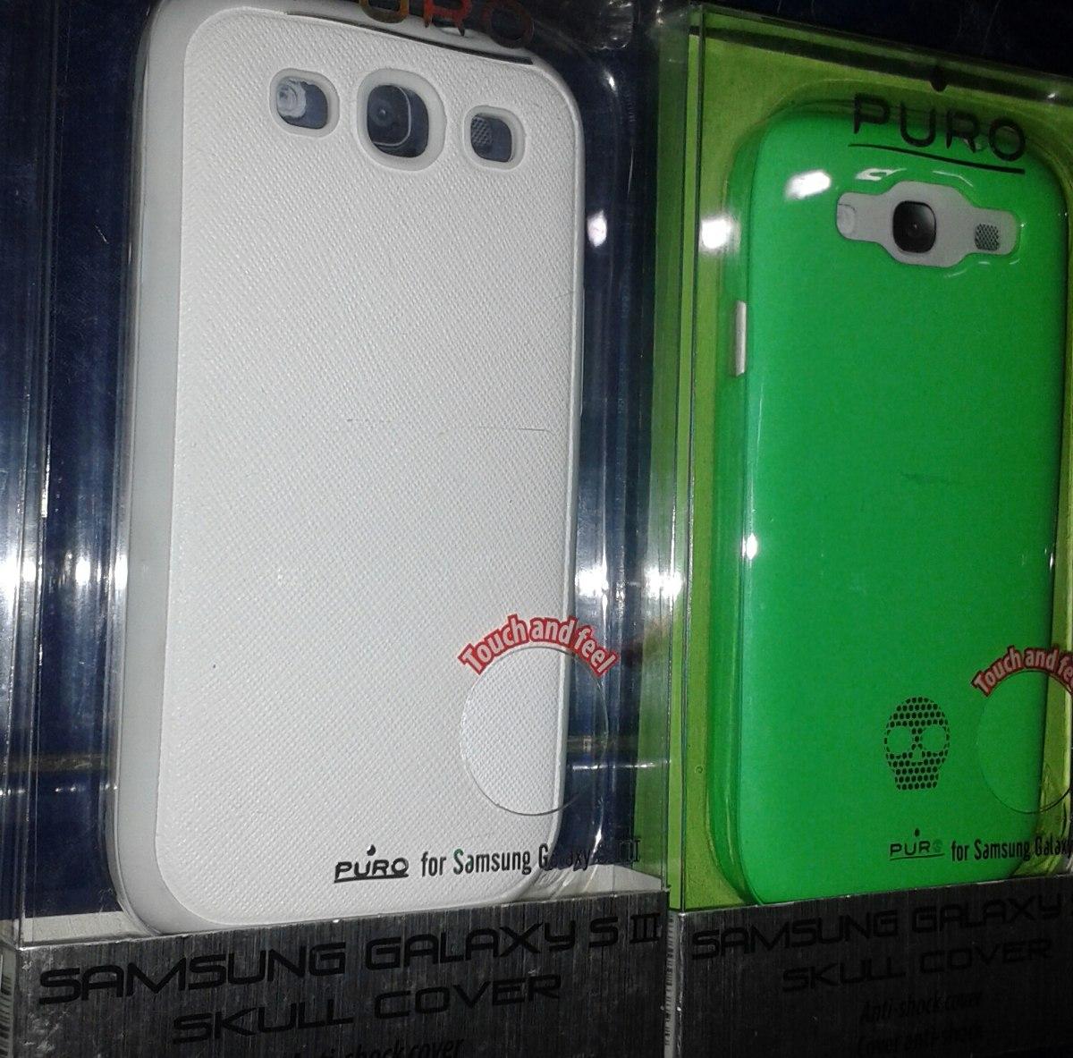 cb63494a4fa Forro Samsung Galaxy S3 Grande De Goma - Bs. 3.900,00 en Mercado Libre