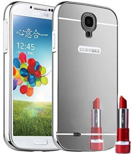 forro samsung galaxy s4 i9500 protector aluminio espejo