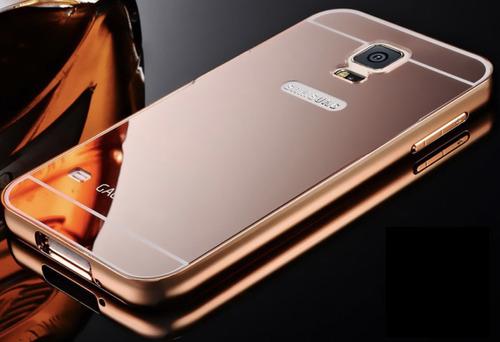 forro samsung galaxy s7 protector aluminio espejo oferta 2x1
