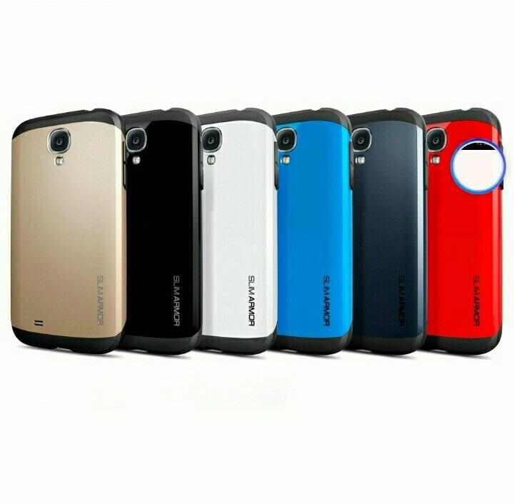 e7533e54145 Forro Samsung S4, S5, S4 Mini Y S5 Mini Spigen Slim Armor. - Bs. 0 ...