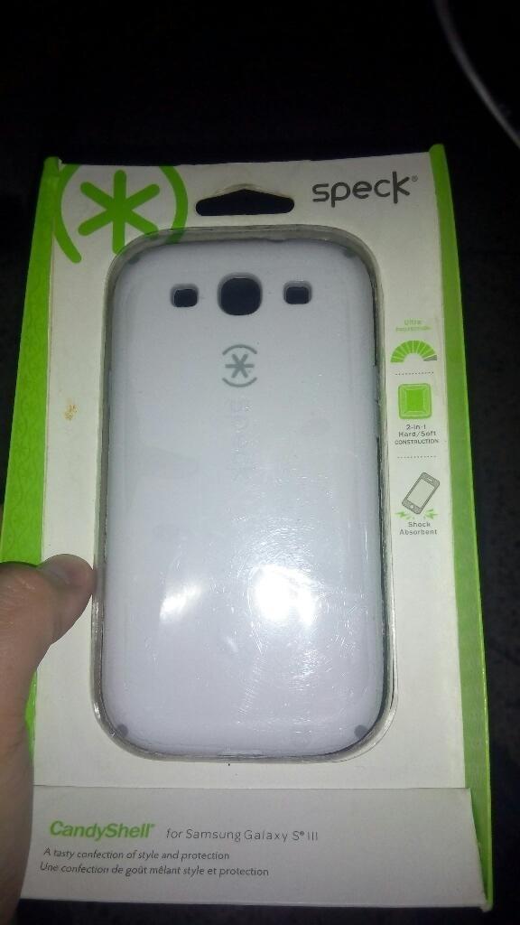 fe22e7a4154 Forro Speck Original Para Samsung Galaxy S3 Grande - Bs. 12.000,00 en  Mercado Libre