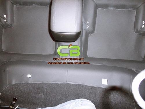 forro super luxo automotivo (soft car) para assoalho  cruze