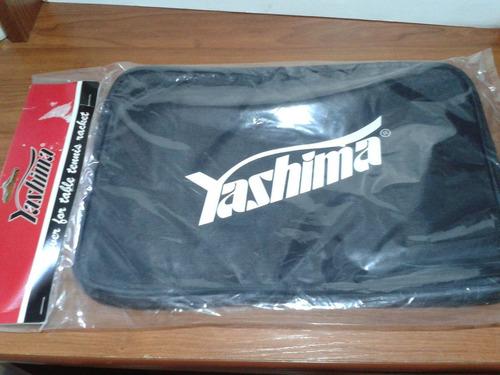 forro tenis de mesa yashima(2 raquetas)