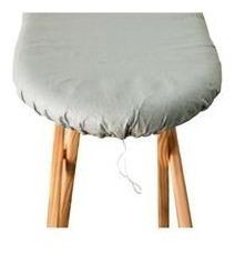 forro térmico para tábua de passar roupa almofadado 1,35x50