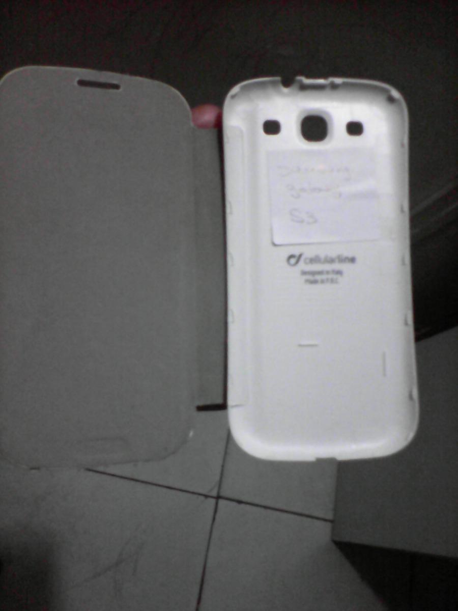 58ba22ddcf9 Forro Tipo Agenda Para Samsung Galaxy S3 Grande - Bs. 15.000,00 en ...