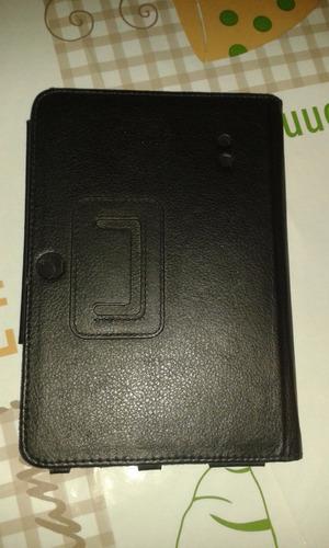 forro tipo agenda para tablet 7 pulgadas