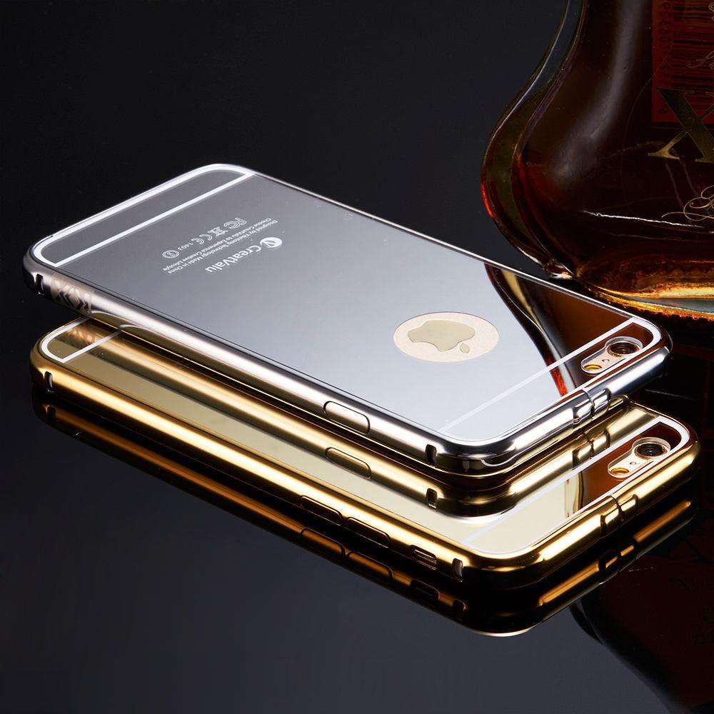 Forro tipo bumper aluminio para iphone 5 5s 6 6 plus - Fundas nordicas elegantes ...