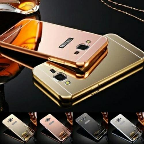 forro tipo espejo metalicos de lujo samsung note 3 4 5 j2 j3