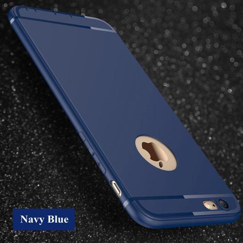 forro tpu ultra slim fit iphone /6s 7 8 plusx sabana grande