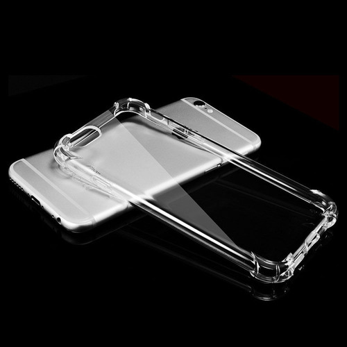 forro transparente iphone 6 / 6 plus 7 7 plus 8 8 plus x 10