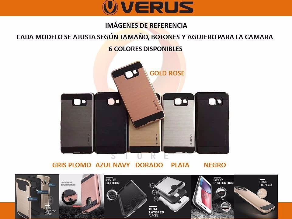 Forro Verus Samsung Galaxy J5