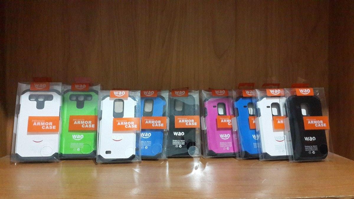 Forro Wao Armorcase Samsung Galaxy S3 Mini, S4 Mini, S3 Y