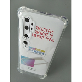 Forro Xiaomi Mi Note 10 / Note 10 Pro Esquinas Antigolpe