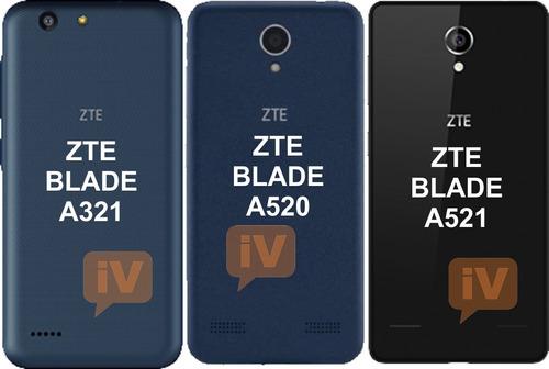 forro zte blade a321 a520 a521 a511 a6 l2 estuche agenda