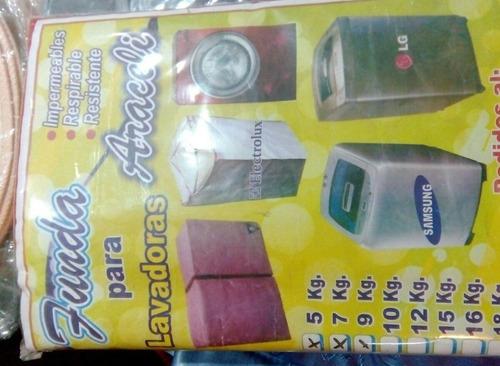 forro(funda), de lavadoras, secadoras asiaticas, lg, daewoo