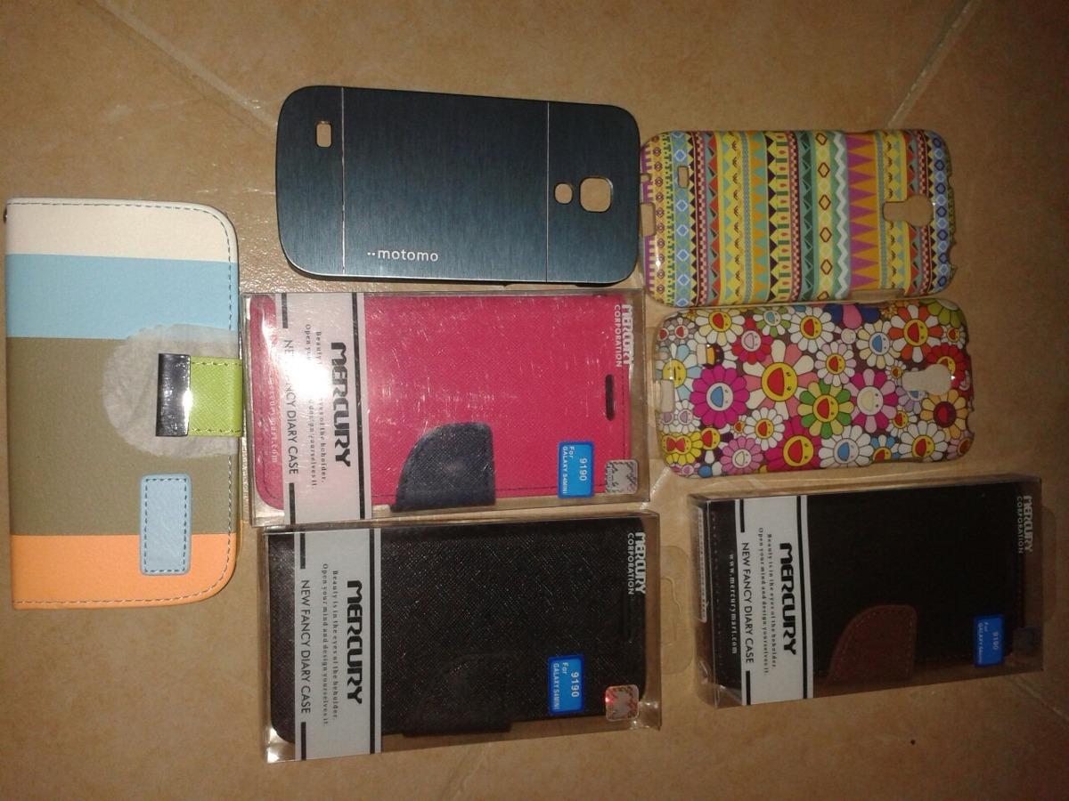 270028cb05a Forros Acrigel Estuche Agenda Motomo Samsung S4 Mini - Bs. 799,00 en ...