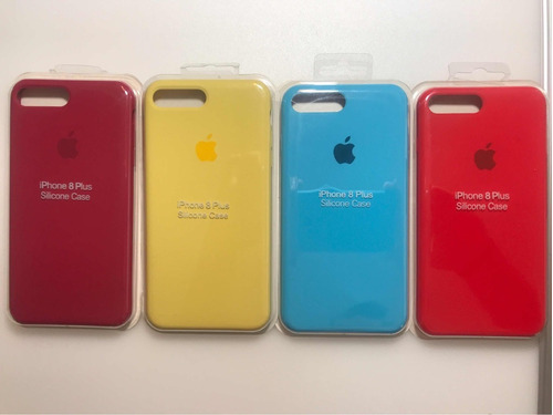 forros apple para iphone 8/7 plus