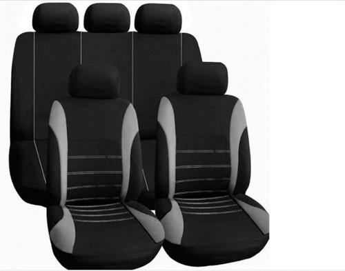 forros asientos de carro x 7 piezas universal