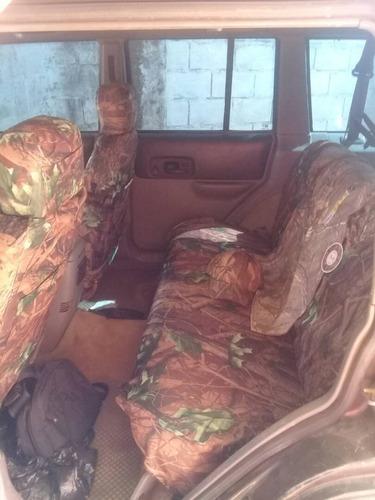forros camuflaje real three cherokee xj