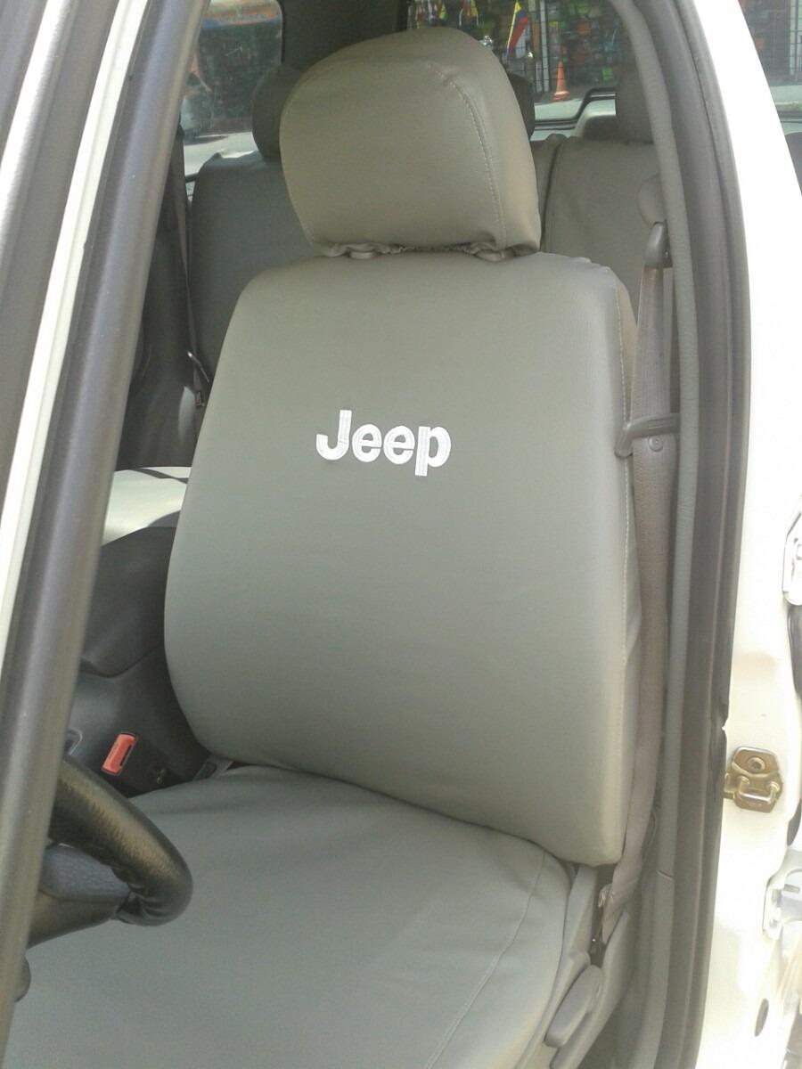 Jeep Wrangler Interior >> Forros De Asientos Impermeables Para Jeep Cherokee Liberty - Bs. 6.800.000,00 en Mercado Libre