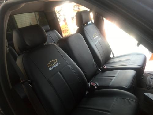 forros de asientos para camioneta en semicuero