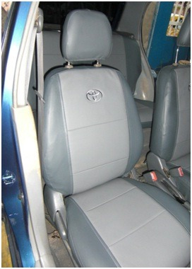 forros de asientos para su camioneta 5 puestos. a la medida!