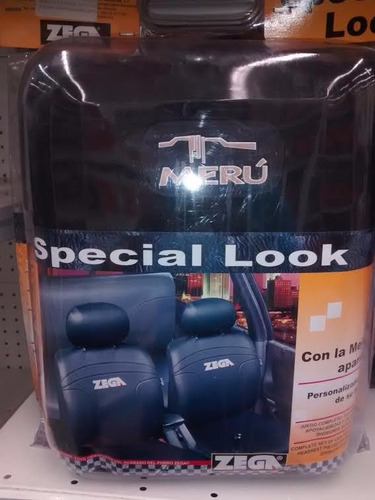 forros de asientos zega chery arauca/ eco sport/meru