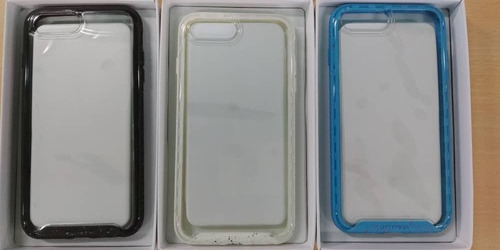 forros de iphone 6, 7 y 8 plus marca otter box