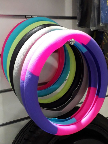 forros de volantes de silicon modelos nuevo