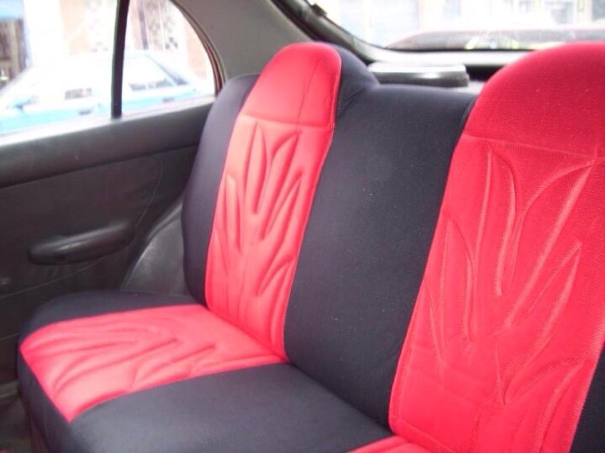 Forros deportivos para sillas de carros autos acolchados for Sillas para carro kiddo